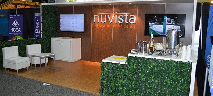 Nuvita Trade Show Exhibit